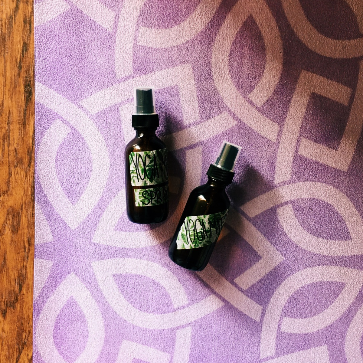 Diy Yoga Mat Cleaner Young Living Essential Oils