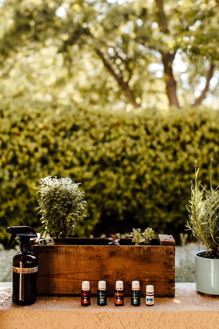Gardening with Essentail Oils TMinspired 1000k-3
