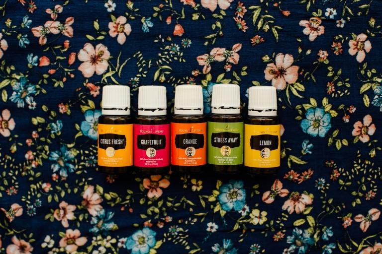 Oils of summer-2